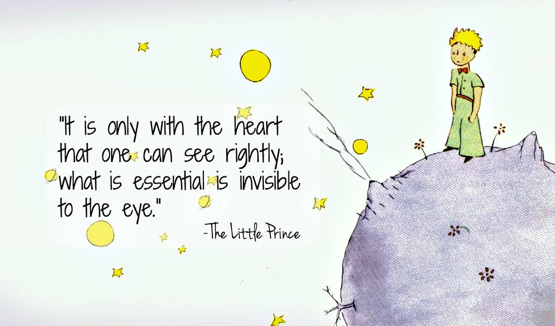 Little Prince Love Quotes 15