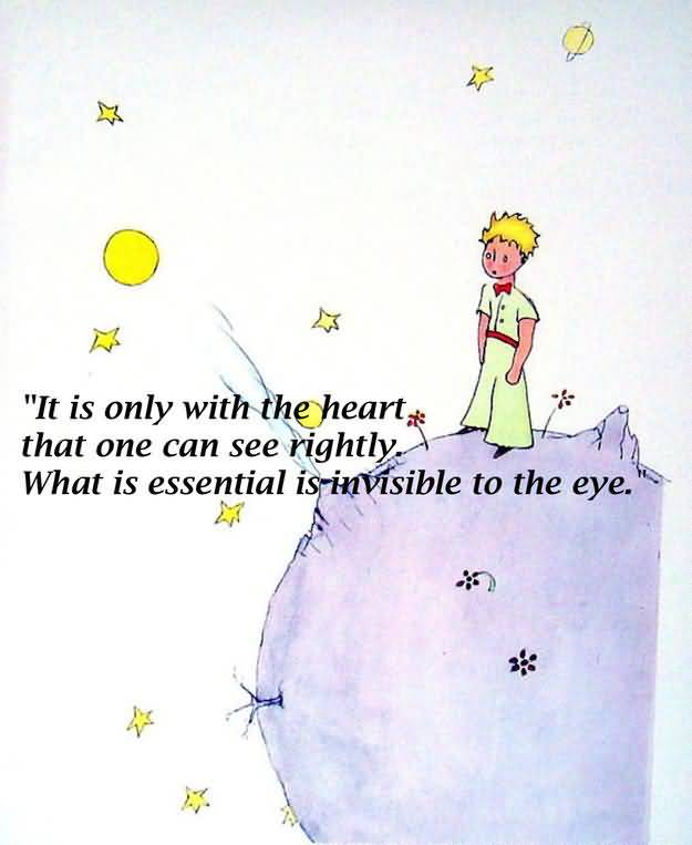 Little Prince Love Quotes 18