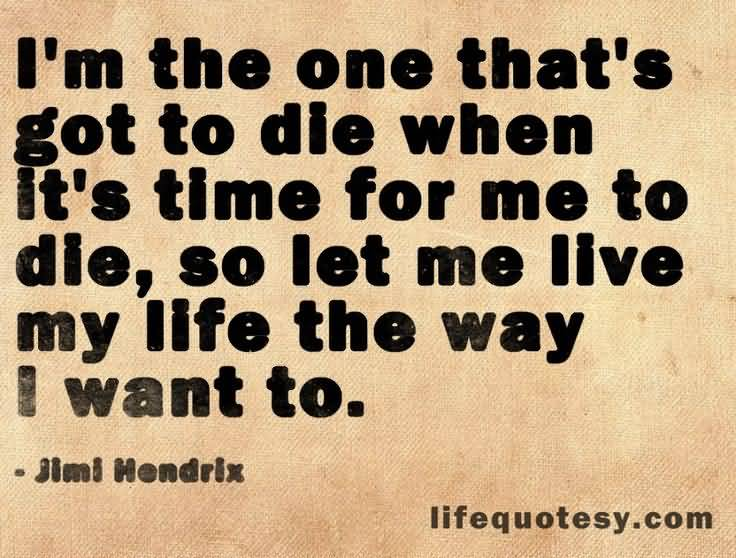 Live Life To The Fullest Quotes 05