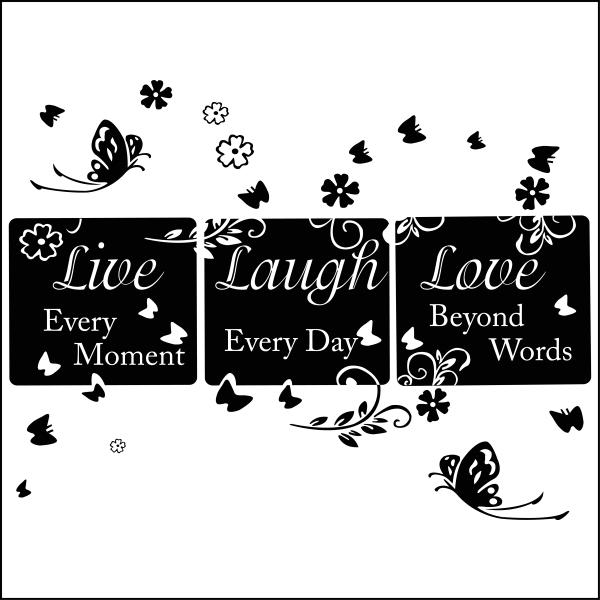 Live Love Laugh Quotes 03