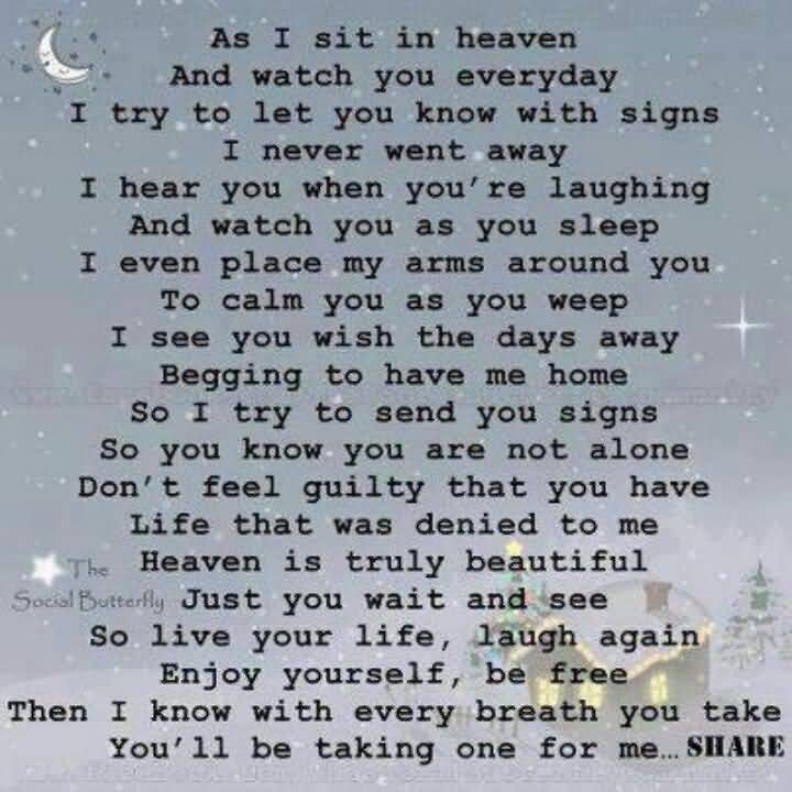 Losing A Loved One Quotes And Sayings 19