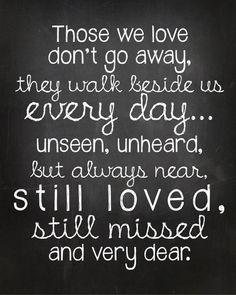 Losing Loved Ones Quotes 06