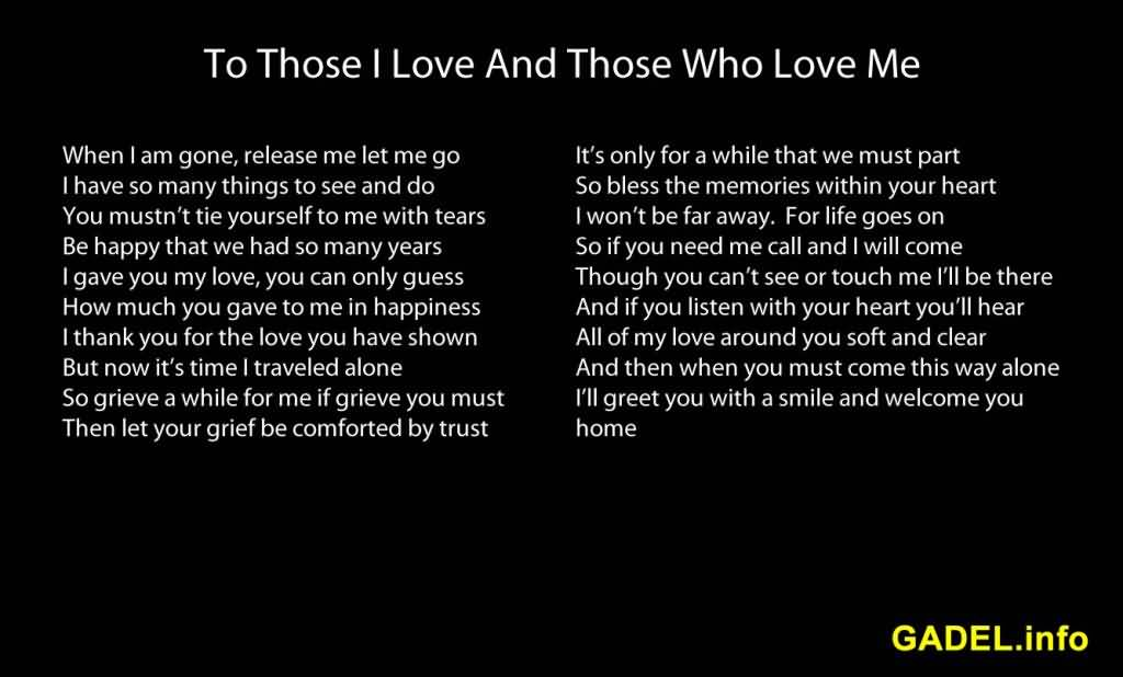 Loss Of Loved Ones Quotes 09