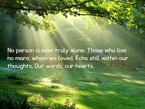 Loss Of Loved Ones Quotes 15