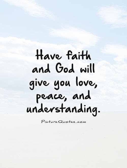 Love And Faith Quotes 04