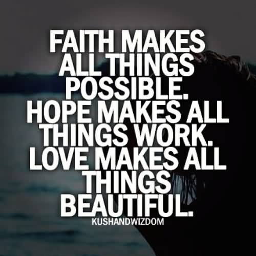 Love And Faith Quotes 05