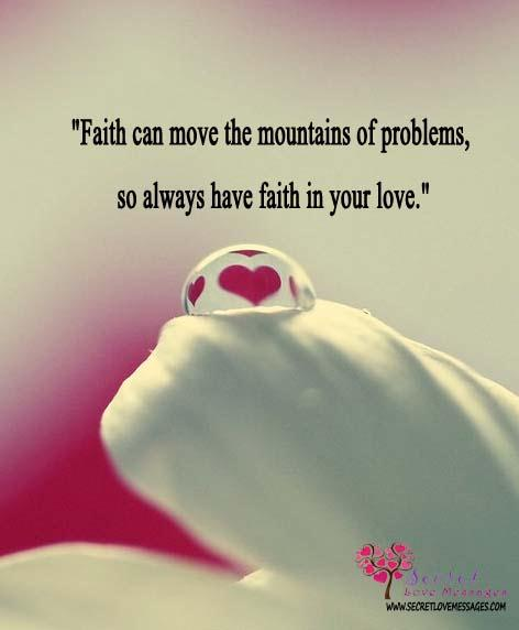 Love And Faith Quotes 12