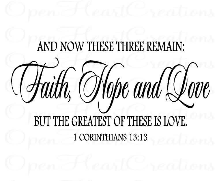 Love And Faith Quotes 19