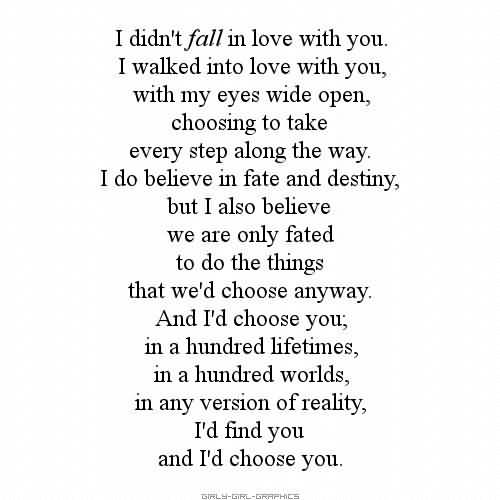 Love Choices Quotes 10