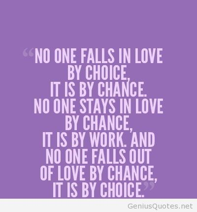 Love Choices Quotes 13