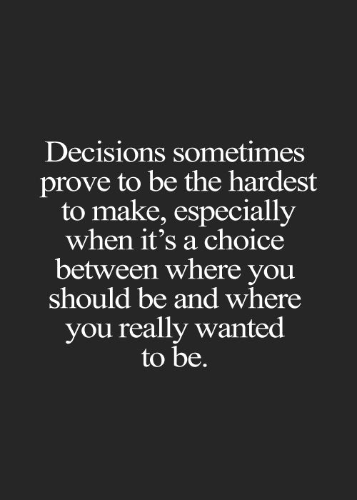 Love Choices Quotes 14