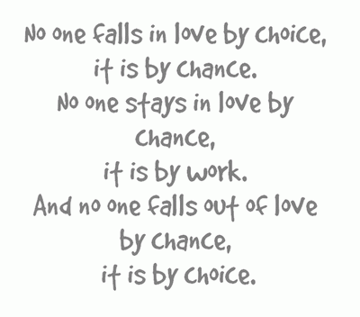 Love Choices Quotes 17