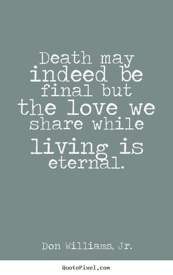Love Death Quotes 04