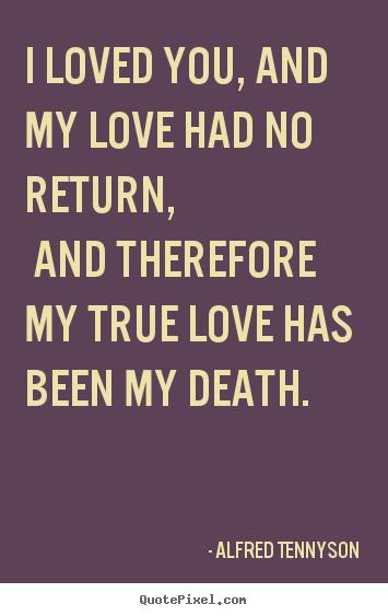 Love Death Quotes 12