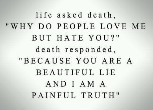 Love Death Quotes 16