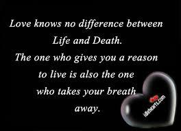 Love Death Quotes 18