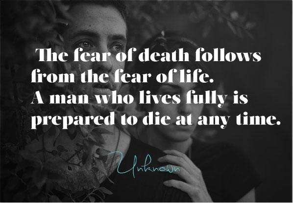 Love Death Quotes 20