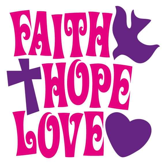 Love Faith Hope Quotes 60 QuotesBae Interesting Love Faith Hope Quotes