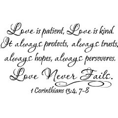 Love Is Patient Love Is Kind Quote 20