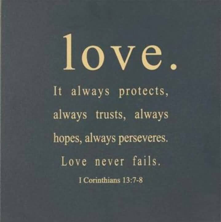 Love Is Quote From Bible 01