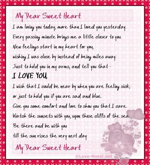 Love Letter Quotes For Him 15