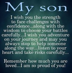 Love My Son Quotes 04
