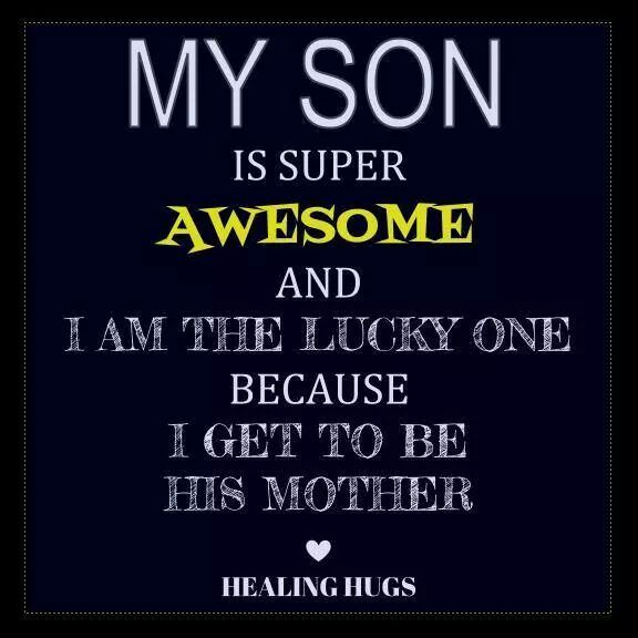 20 Love My Son Quotes Sayings Pictures Photos Quotesbae