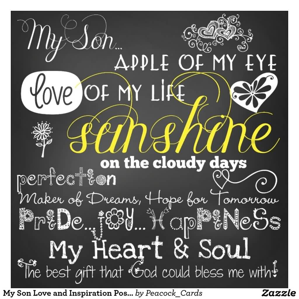 Love My Son Quotes 20
