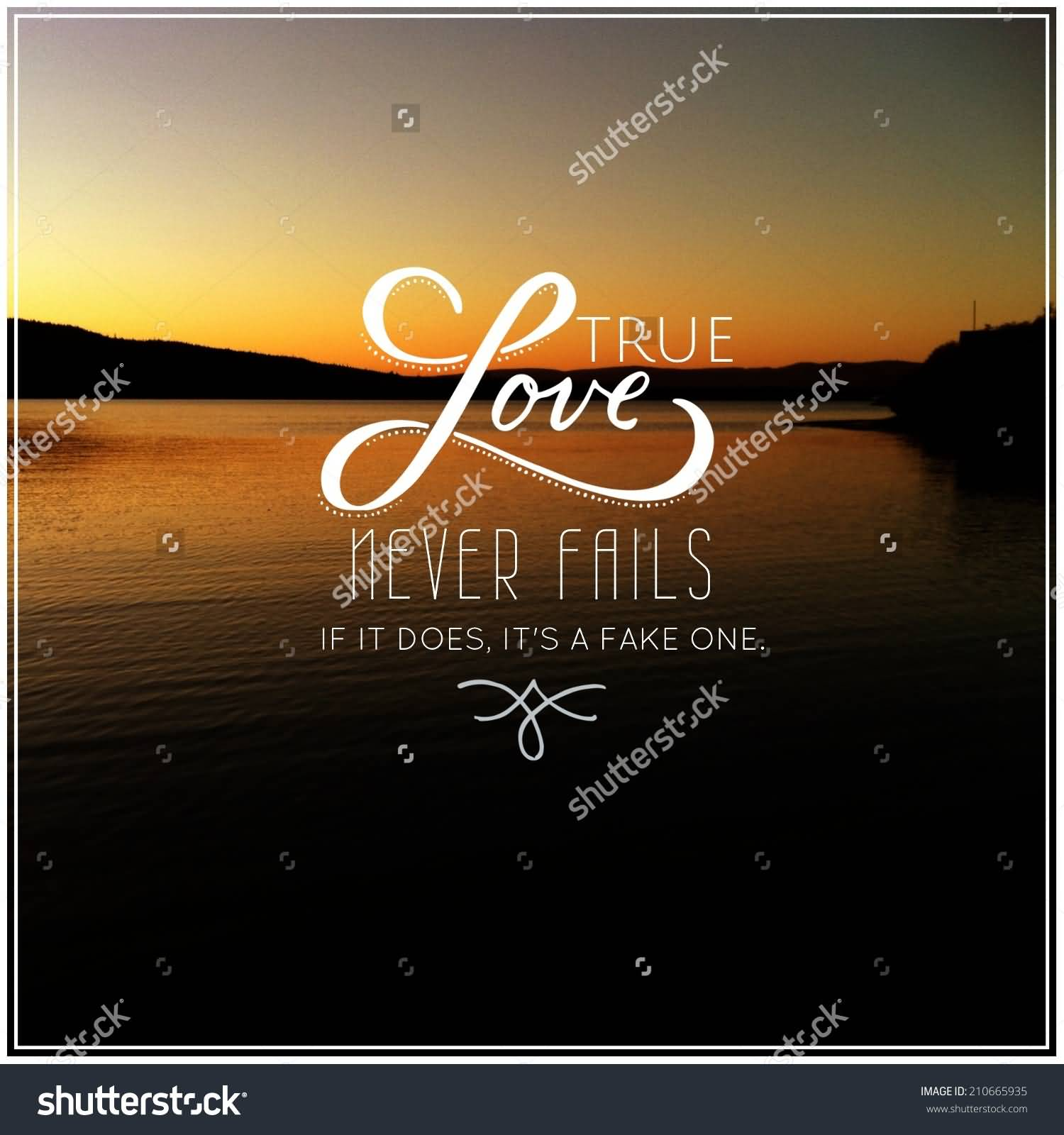 Love Never Fails Quote 07