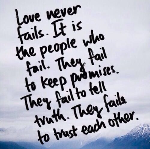 Love Never Fails Quote 10