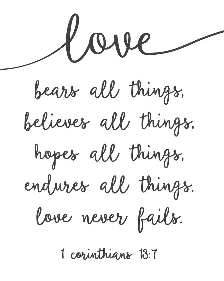 Love Never Fails Quote 19
