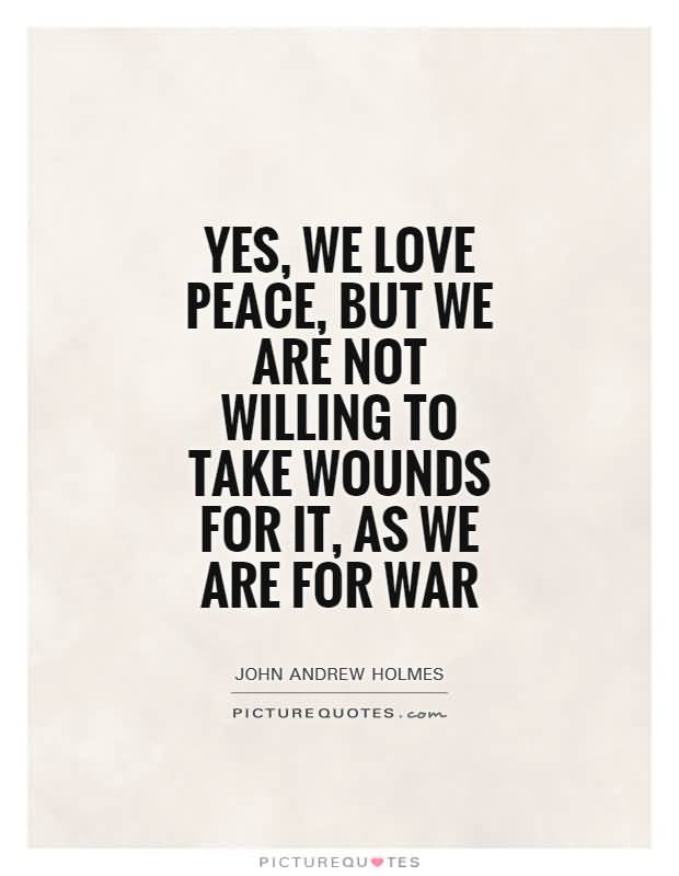 Love Peace Quotes 01