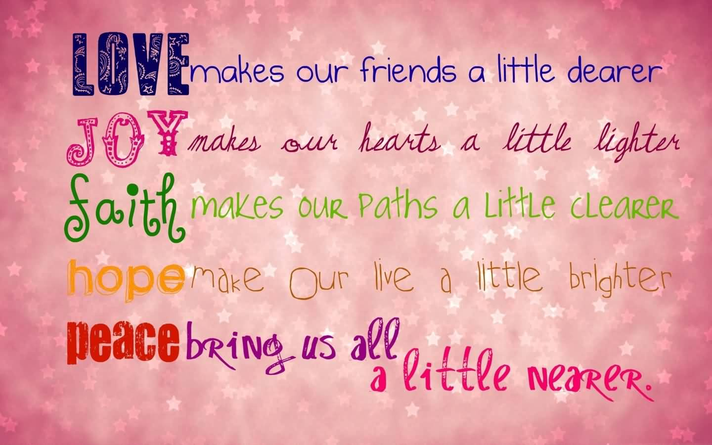 Love Peace Quotes 02