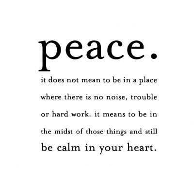 Love Peace Quotes 16