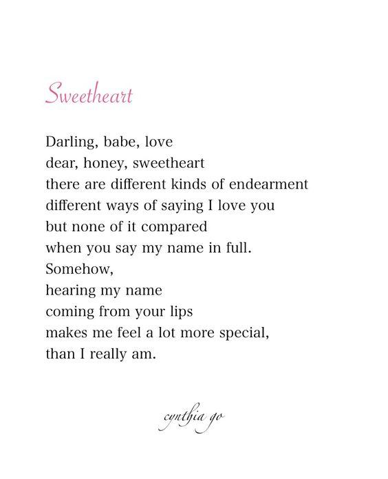 Love Poem Quotes 02