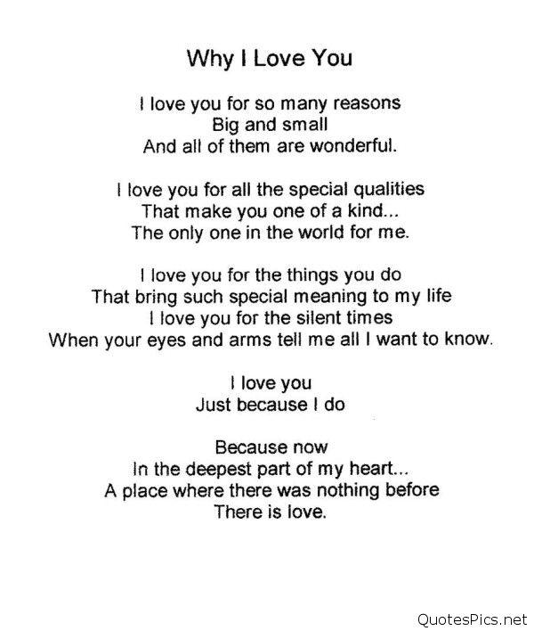 Love Poem Quotes 19