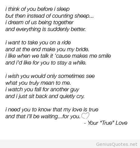Love Poem Quotes 20