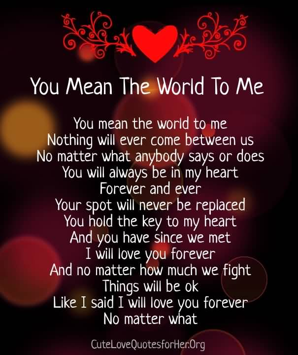Love Poem Quotes For Him 06