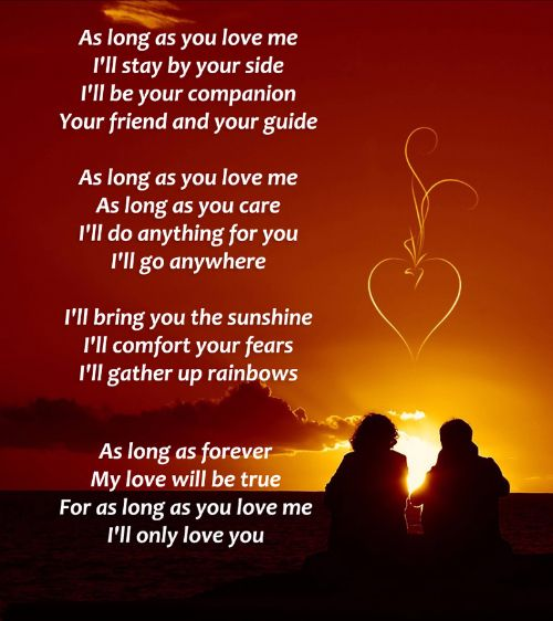 Love Poem Quotes For Him 12