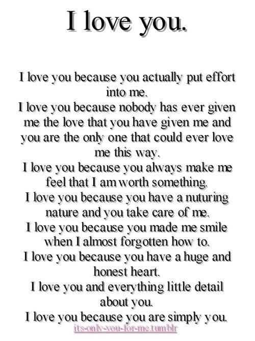 Love Poem Quotes For Him 17