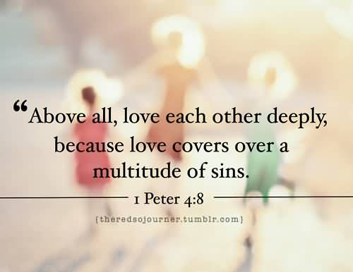 Love Quote From The Bible 16