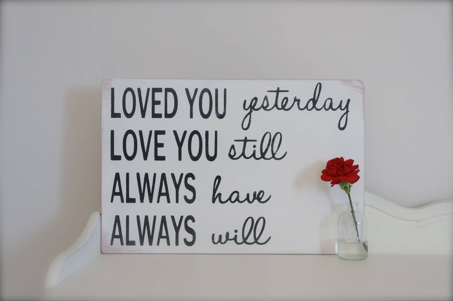 Love Quote Signs 13
