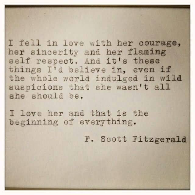 Love Quotes F Scott Fitzgerald 01