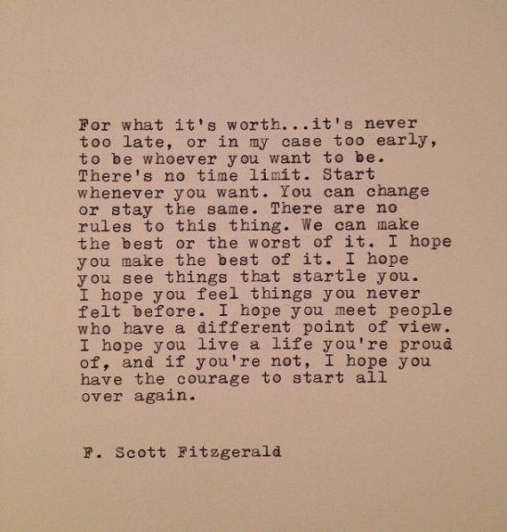 Love Quotes F Scott Fitzgerald 10