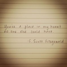 Love Quotes F Scott Fitzgerald 11