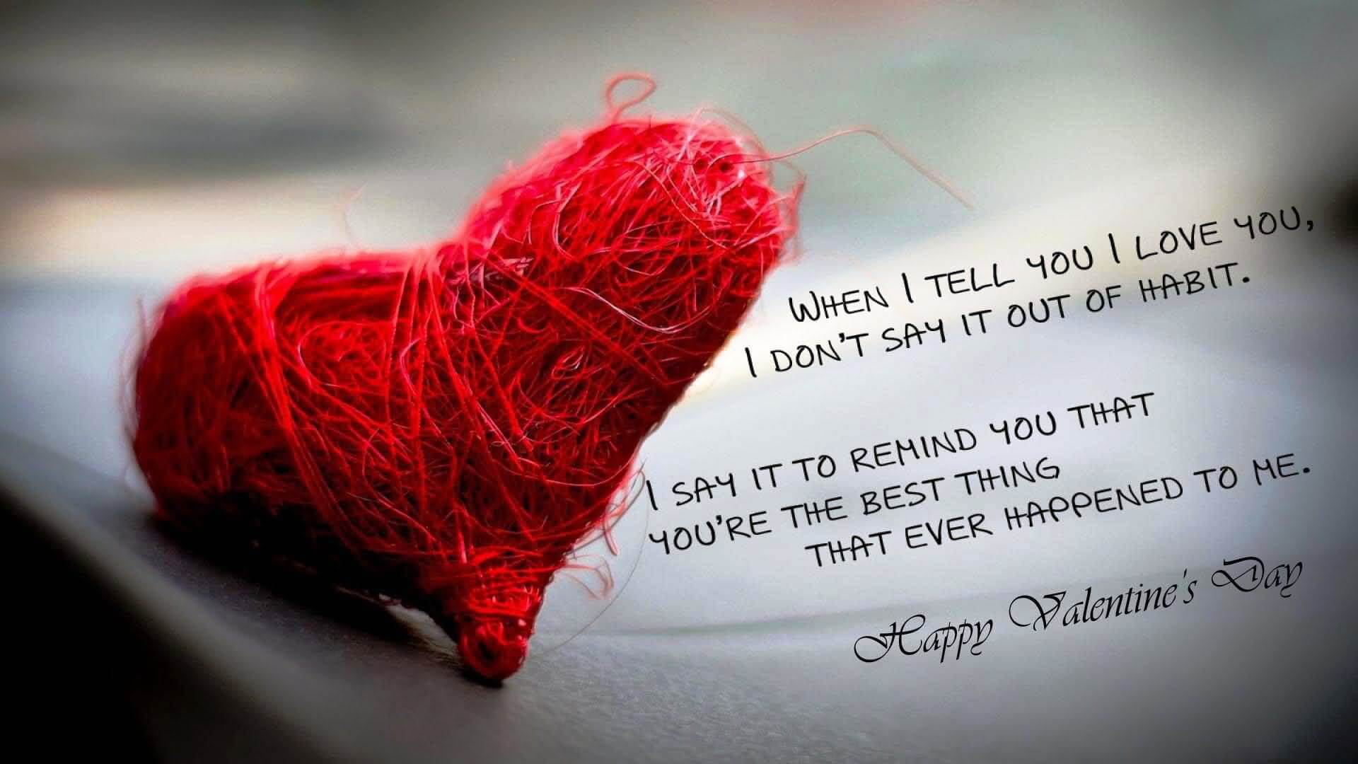 Love Quotes For Her On Valentines Day 02