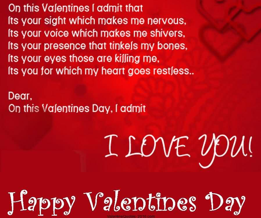 Love Quotes For Her On Valentines Day 13