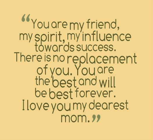 Love Quotes For Mom 03