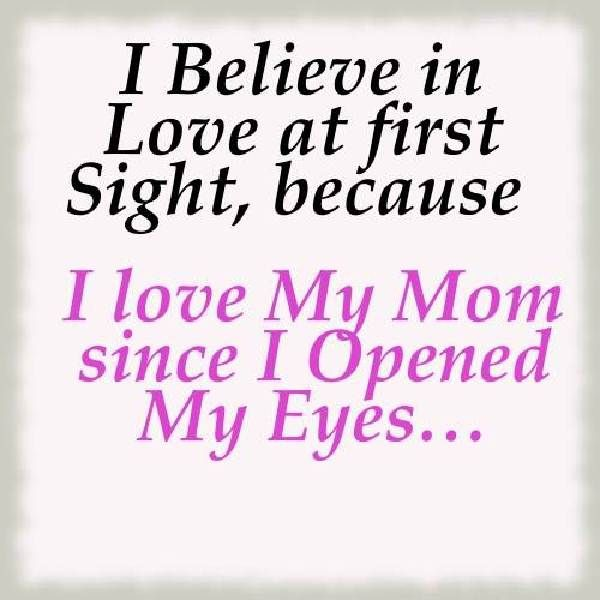 Love Quotes For Mom 16