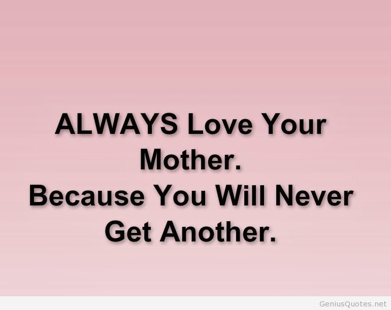 Love Quotes For Mother 11